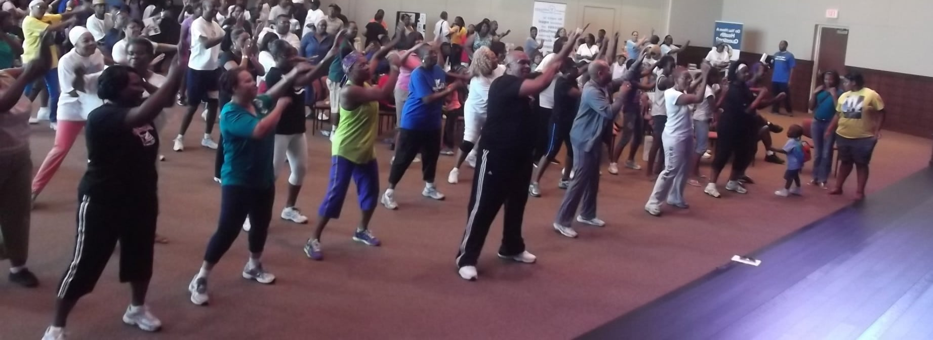 Churches Focus on a New You and Healthier Temple