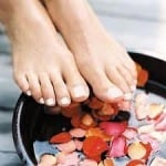 """Slip your feet in, lean back and say, """"Ahhh!"""" (Natural Home Remedies)"""