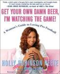 Holly Robinson Peete football book