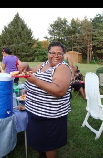 Tranformations:  Dropping 100 Pounds Through Faith