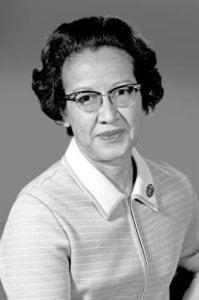 Fierce Salutes Trailblazing Mathematician Katherine C. Johnson