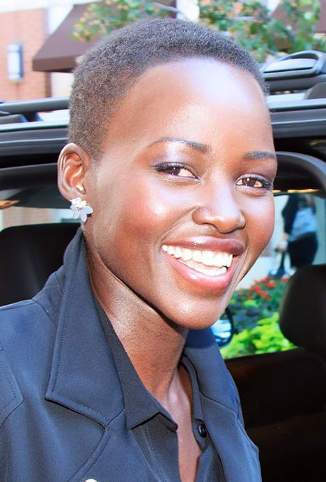 Oscar Winner Lupita Nyong'o Inspires Black Self-Love