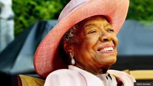 "In her ""testifying words,"" writer Katti Gray recalls Maya Angelou's ""pure grace."" (Photo: Patrick Schneider/MayaAngelou.com)"