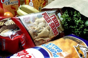 Junk food is riskier for the very stressed out, says a recent study. (Bill Branson)