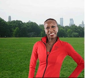 Kukuwa Kyereboah-Nuamah's Kukuwa® Dance Workout makes fitness a celebration.