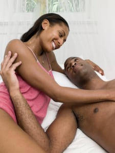 Couples are more likely to engage in positive pillow talk after orgasm, says a new study. (Image Source/Getty Images)