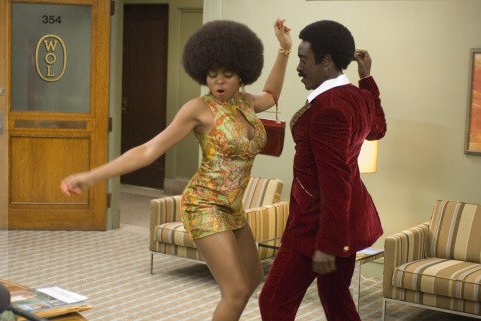 "Washingtonian Taraji P. Henson with Don Cheadle in ""Talk to Me,"" which is part of the Gateway D.C. Summer Film Series. (Focus Films)"
