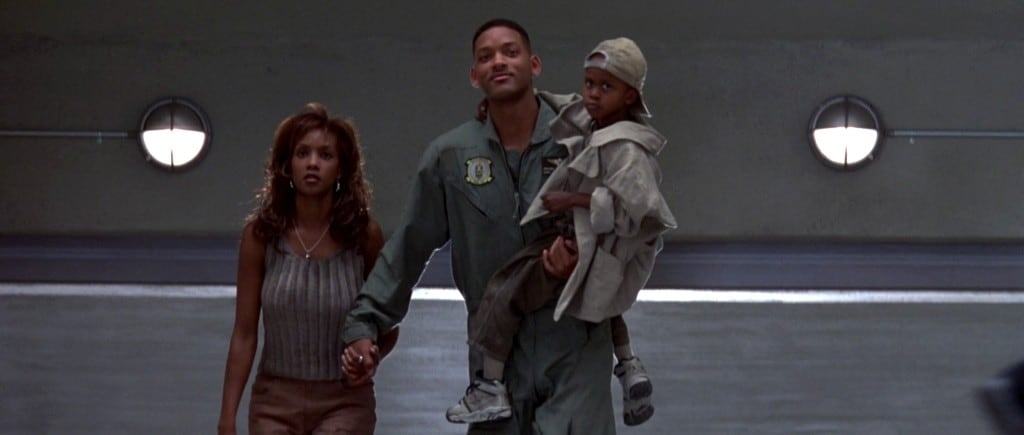 "Vivica A. Fox and Will Smith in ""Independence Day."" (20th Century Fox)"