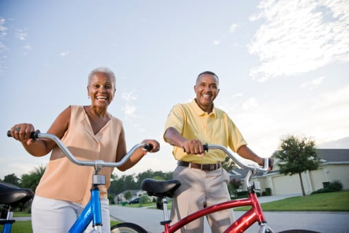 As You Age, Good Health Is Also a State of Mind