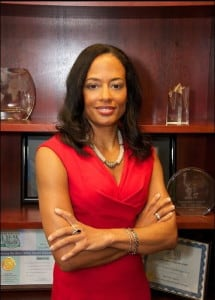 Linda Goler Blount runs the Black Women's Health Imperative.
