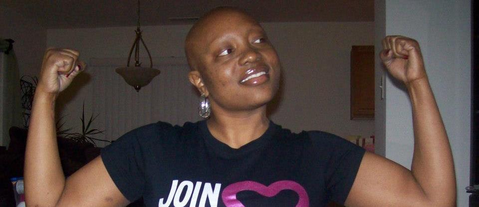 She's a Survivor: Tiffany Sanders vs. Breast Cancer