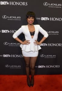 Actress/singer Jennifer Hudson (Getty Images)