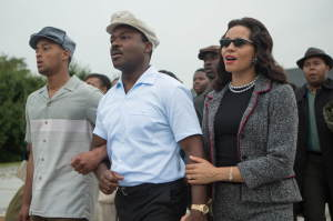 Daniel Oyelowo as the Rev. Dr. Martin Luther King Jr. with Carmen Ejogo as Coretta Scott King. (Photo: Paramount)