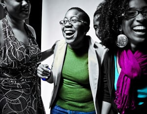 """Moya Bailey came up with misogynoir to describe """"hatred directed at black women in American visual and popular culture."""" (Photo: MoyaBailey.com)"""