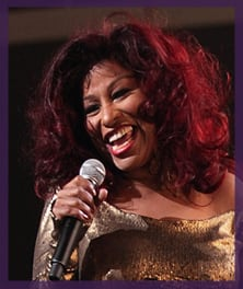 "One woman says that hearing Chaka Khan sing ""Ain't Nobody"" helps to calm her ""commuting-induced road rage."" (ChakaKhan.com)"