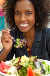 A healthy diet could cut your diabetes risk by as much as 32 percent. (Getty Images)