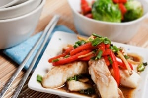 This tasty, one-pouch fish meal is incredibly easy to make and quick to prepare. (Jowena Chua/Getty Images)