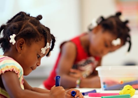 Black Girls Under Stress, Underprotected & at Risk