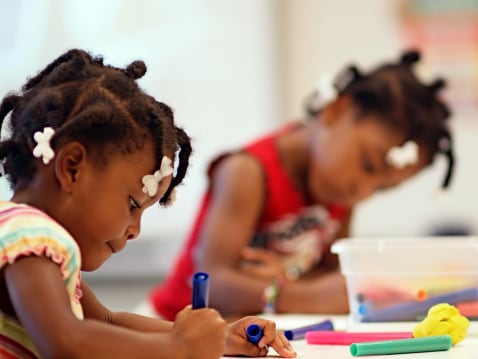 Black Girls Under Stress, Underprotected & at Risk