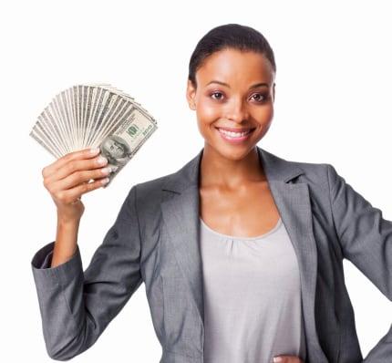 Fierce Fridays: Pump Up Your Bank Balance