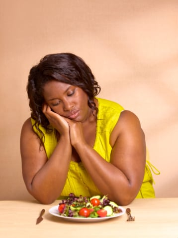 Obesity Linked to Income and Depression in Black Women