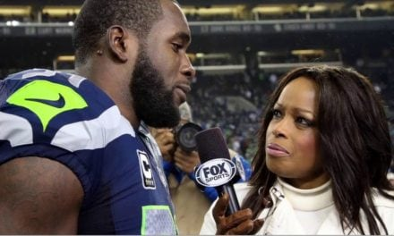 Pam Oliver Will Report on NFL Sidelines for 2 More Years