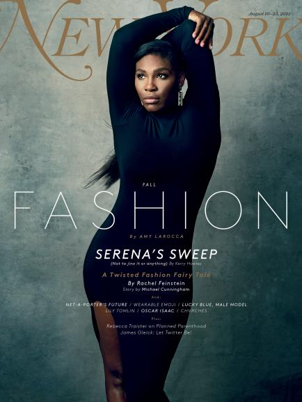 Could This be Serena's Best Year?