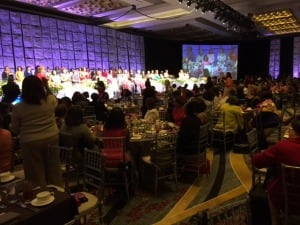 The Black Women's Agenda 38th annual awards luncheon in Washington, D.C. (Photo: Ingrid Sturgis)