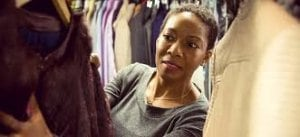 "Costume designer Rita McGhee, responsible for the style of characters on many films and TV shows, is up for an Emmy Award for ""Empire."" (Fox Photo)"