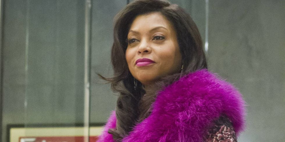 "Cookie Lyons has a fondness for furs and bright colors on ""Empire,"" thanks to Rita McGhee, below. Both McGhee and Taraji P. Henson are Emmy contenders. (Fox Photo)"