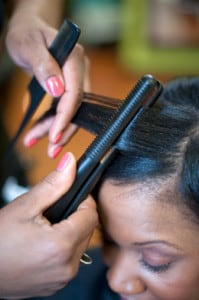 hair product dangers and educate both salon professionals and patrons about the risks.Getty: Yellow Dog Productions