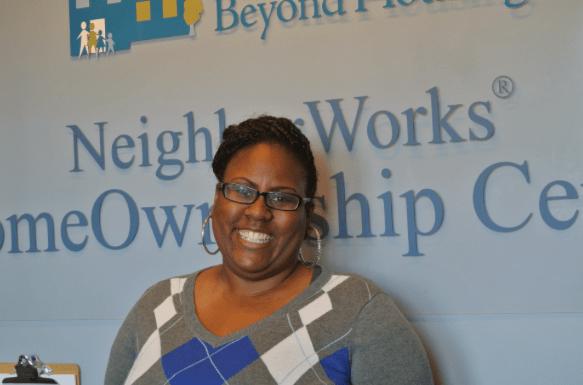 Linda Ingram of Beyond Housing