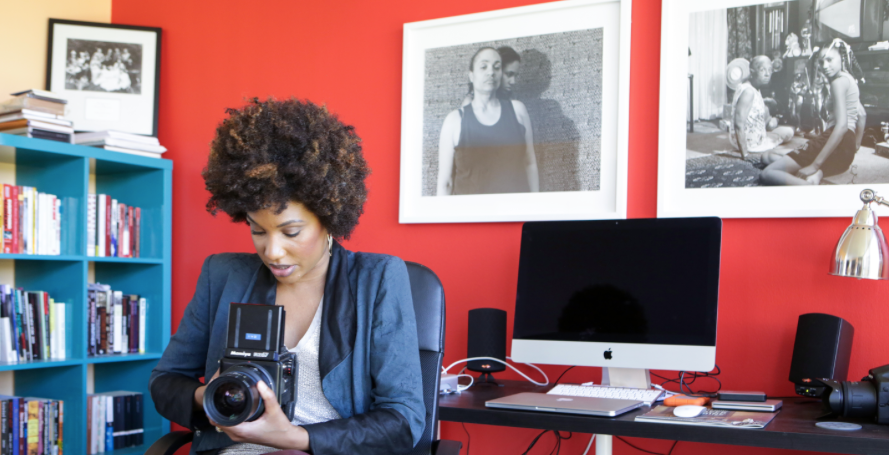 Latoya Ruby Frazier honors her family and community of Braddock, Pa., through her photography. Photo: John D. & Catherine T. MacArthur Foundation