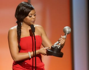 Taraji P. Henson at last year's NAACP Image Awards. Photo: Frederick M. Brown/Getty Images