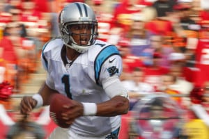 Cam Newton, quarterback for the Carolina Panthers (Photo: NFL/Cal Sport Media via AP Images)