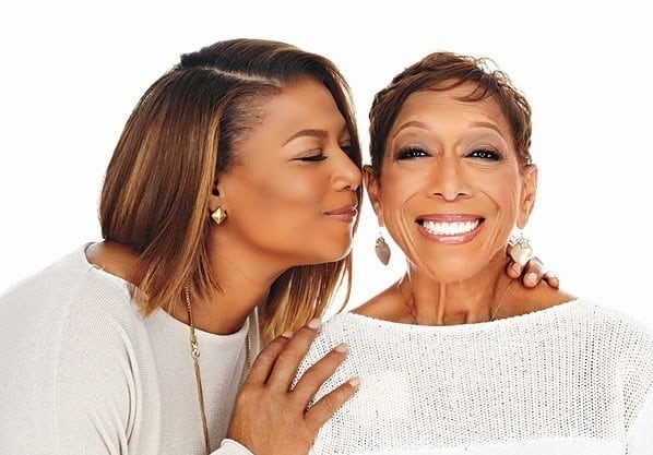 Queen Latifah Helps Mom Rise Above Heart Disease