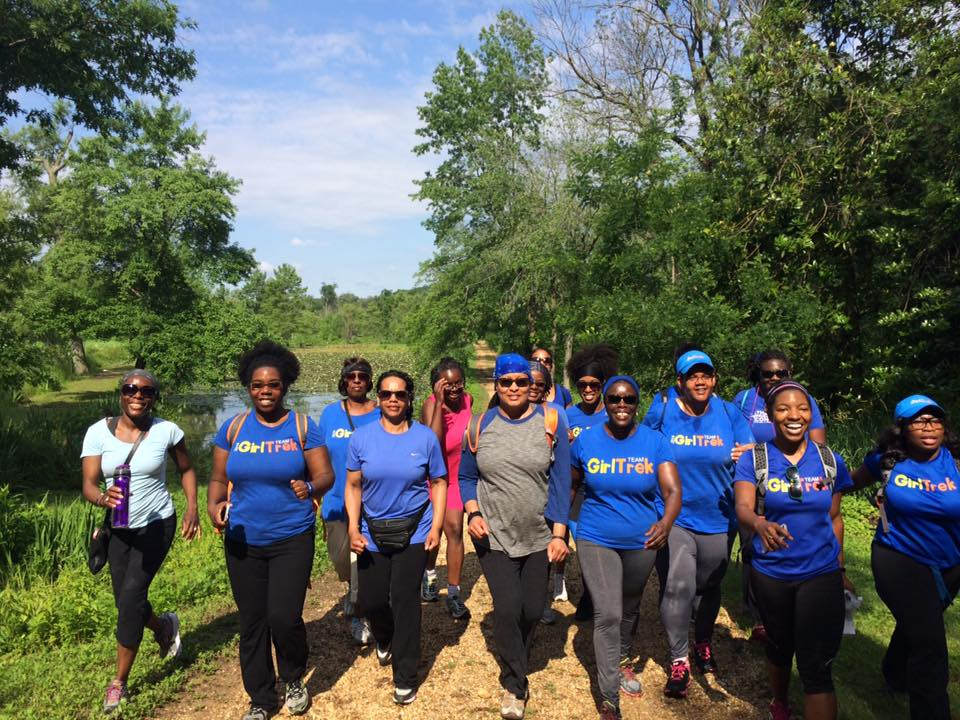 GirlTrek kicks off its official 10-week walking season on April 2 with a weekend of activities hosted all around the country. (Photo: GirlTrek)