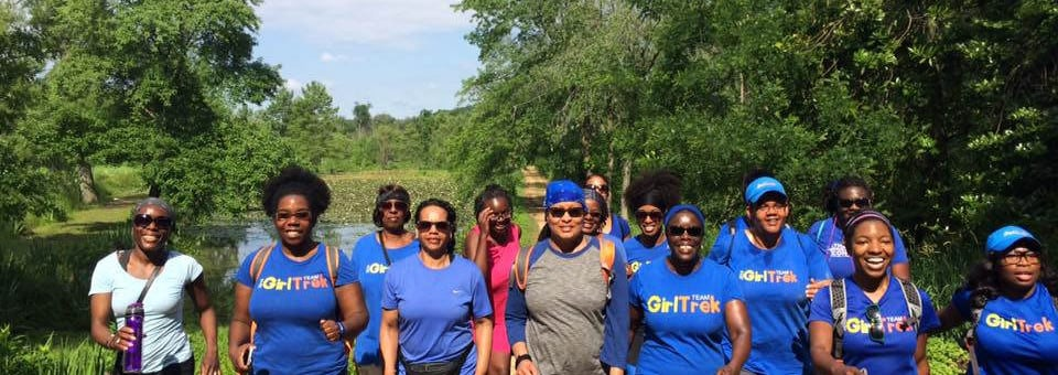 GirlTrek Puts Black Women on the Path to Health and Sisterhood