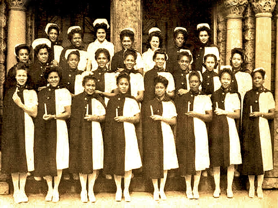 Black Nurses: Healing Their Community