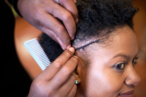 Black Hair Styling Methods May Cause Hair Loss: Black Women's Health Study