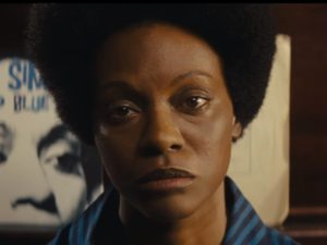 "Ta-Nehisi Coates examines deeper issues beyond the casting of Zoë Saldana in the forthcoming biopic on Nina Simone. Critics have objected to the choice of Saldana from the outset, and now especially with her depicted with dark makeup, a wider prosthetic nose and a wig in this still from the trailer for ""Nina."" Ta-Nehisi Coates examines deeper issues beyond the casting of Zoë Saldana in the forthcoming biopic on Nina Simone. Critics have objected to the choice of Saldana from the outset, and now especially with her depicted with dark makeup, a wider prosthetic nose and a wig in this still from the trailer for ""Nina."""