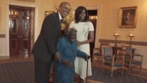 Virginia McLaurin, who was recently thrilled to meet President Obama and First Lady Michelle Obama, celebrates her 107th birthday tomorrow.