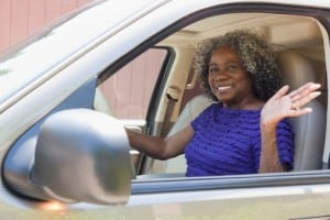 Texting while driving may be worse than you think Getty: Dream Pictures/Vstock