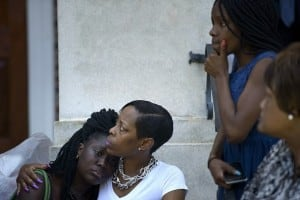 The Charleston shooting begs us to realize that violence against black women is a pressing public health issue Getty: Brendan Smalowski