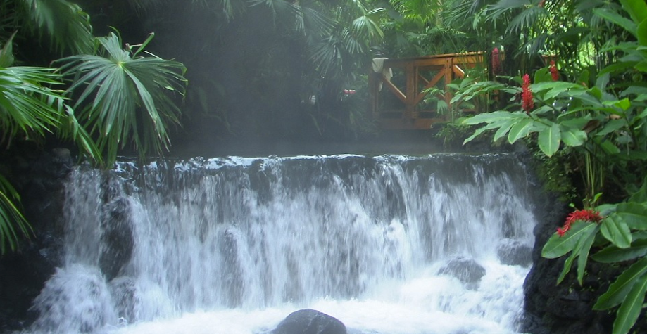 Visitors to the Arenal volcano can enjoy daily tours or soak in a hot spring for a day of detoxing and delight.