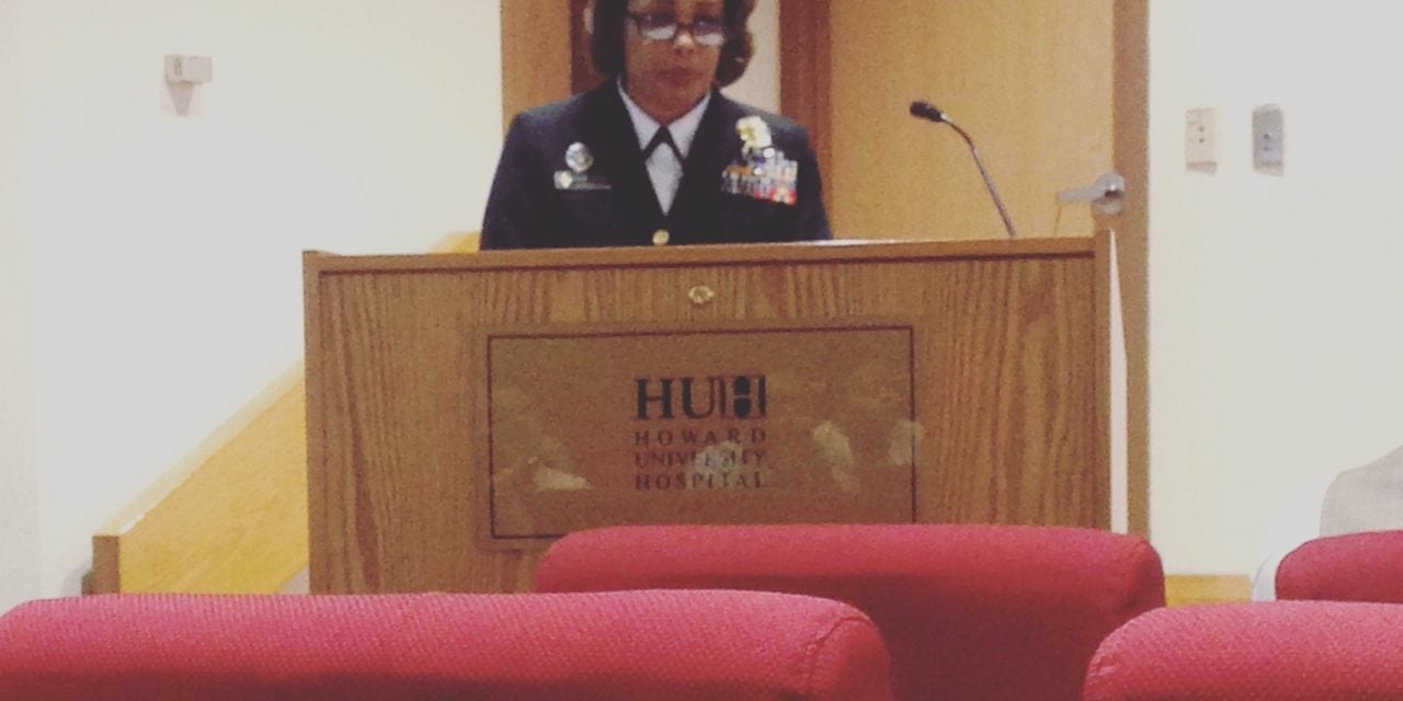 Acting Surgeon General Discussed Preventing Childhood Obesity