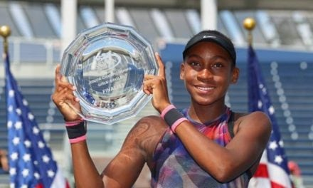 At 13, Cori Gauff Wants to Be Greatest Tennis Player — Ever