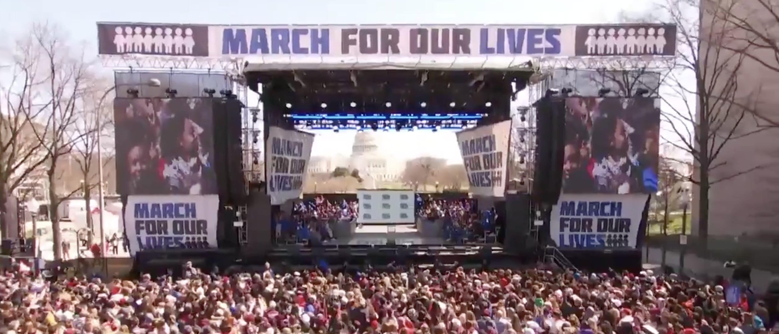 Marching for Lives Everywhere
