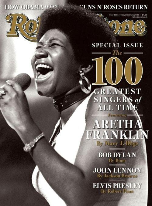 Aretha - Rolling Stone