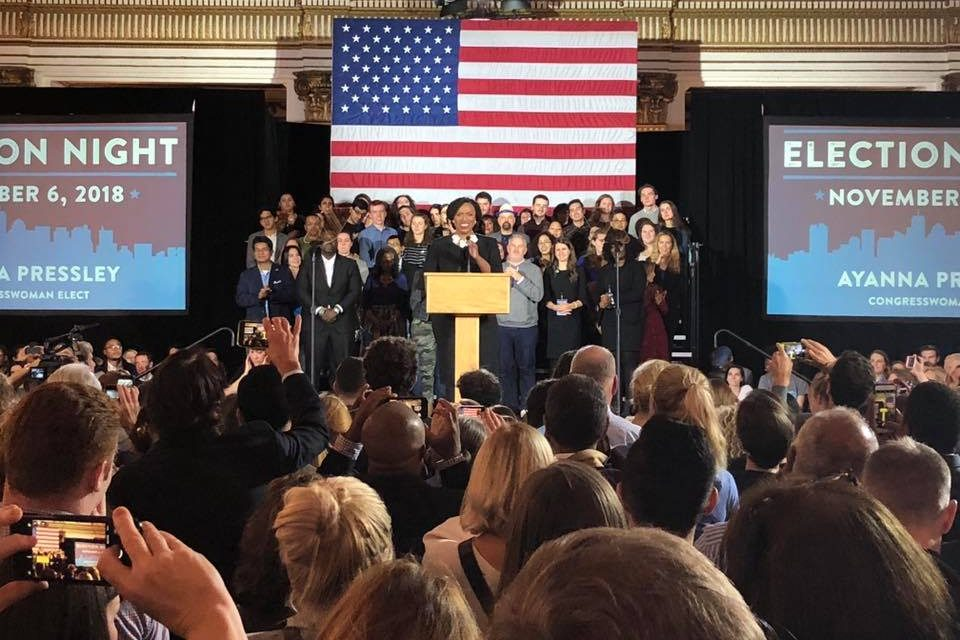 Political Pioneers: Voters Elect Women of Color as Democrats Take House